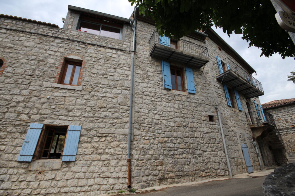 Maison à vendre 8 183m2 à Saint-Alban-Auriolles vignette-2