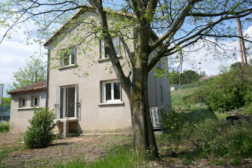 Maison à vendre 5 80m2 à Laurac-en-Vivarais vignette-2