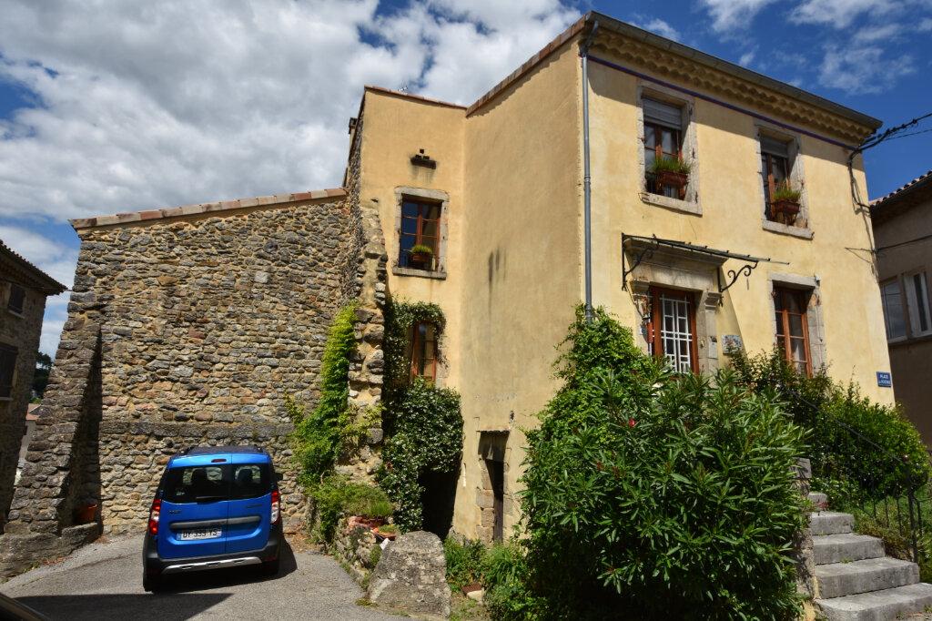 Maison à vendre 5 198m2 à Laurac-en-Vivarais vignette-1