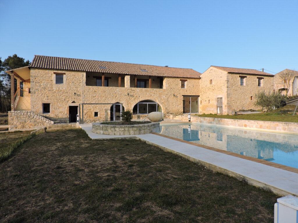 Maison à vendre 11 300m2 à Barjac vignette-1