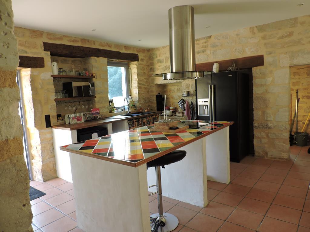 Maison à vendre 11 300m2 à Barjac vignette-5