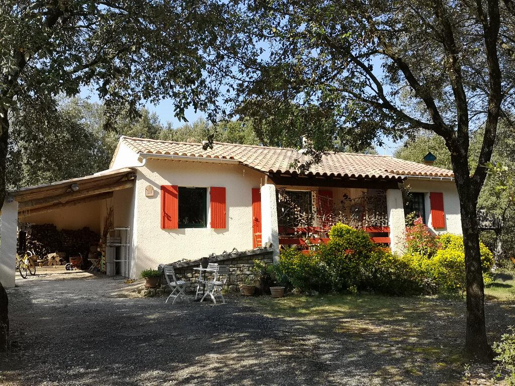 Maison à vendre 4 68m2 à Orgnac-l'Aven vignette-1