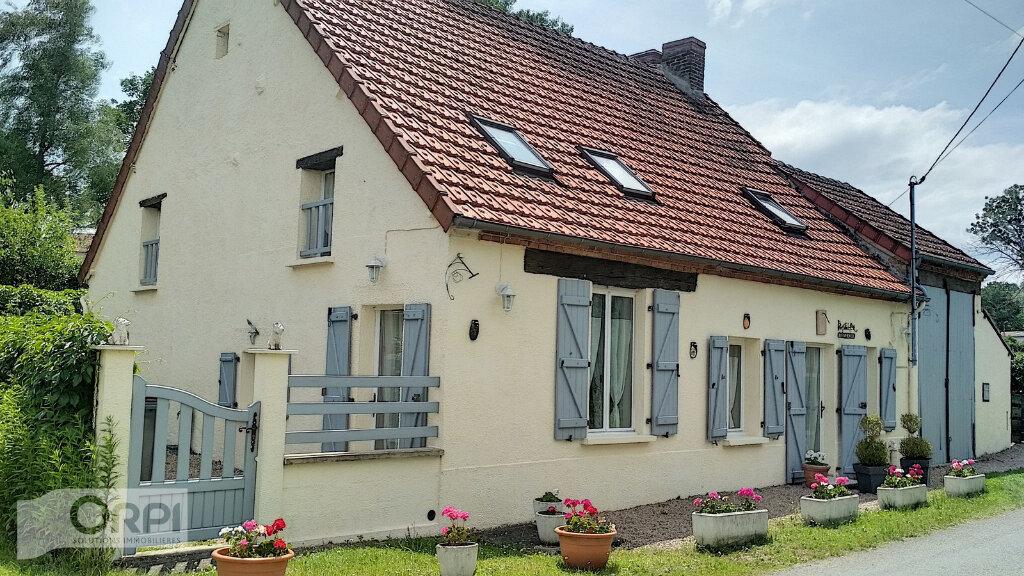 Maison à vendre 5 114m2 à Saint-Bonnet-de-Four vignette-1