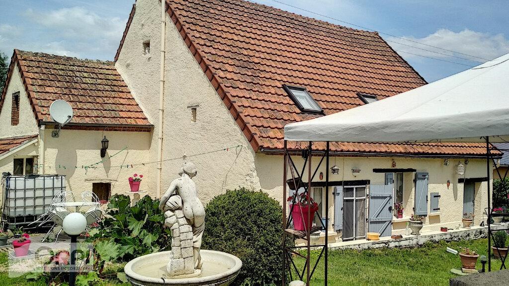 Maison à vendre 5 114m2 à Saint-Bonnet-de-Four vignette-2