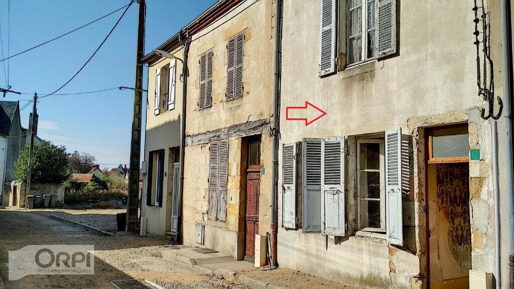 Maison à vendre 3 60m2 à Montmarault vignette-1