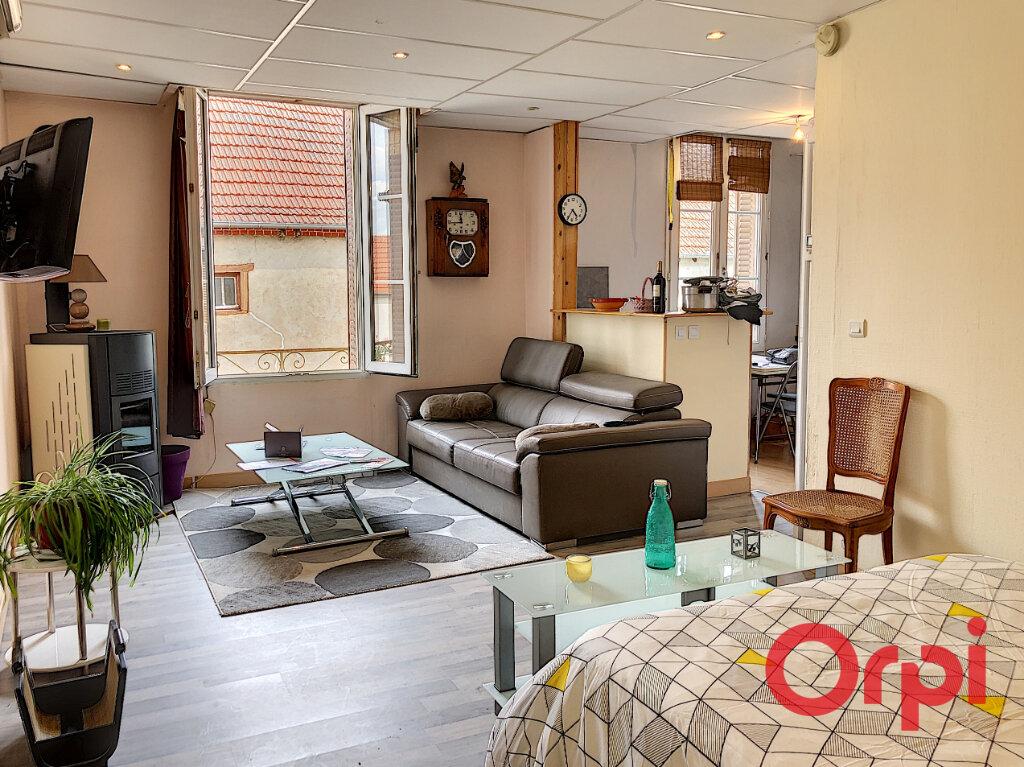 Maison à vendre 5 85m2 à Néris-les-Bains vignette-1