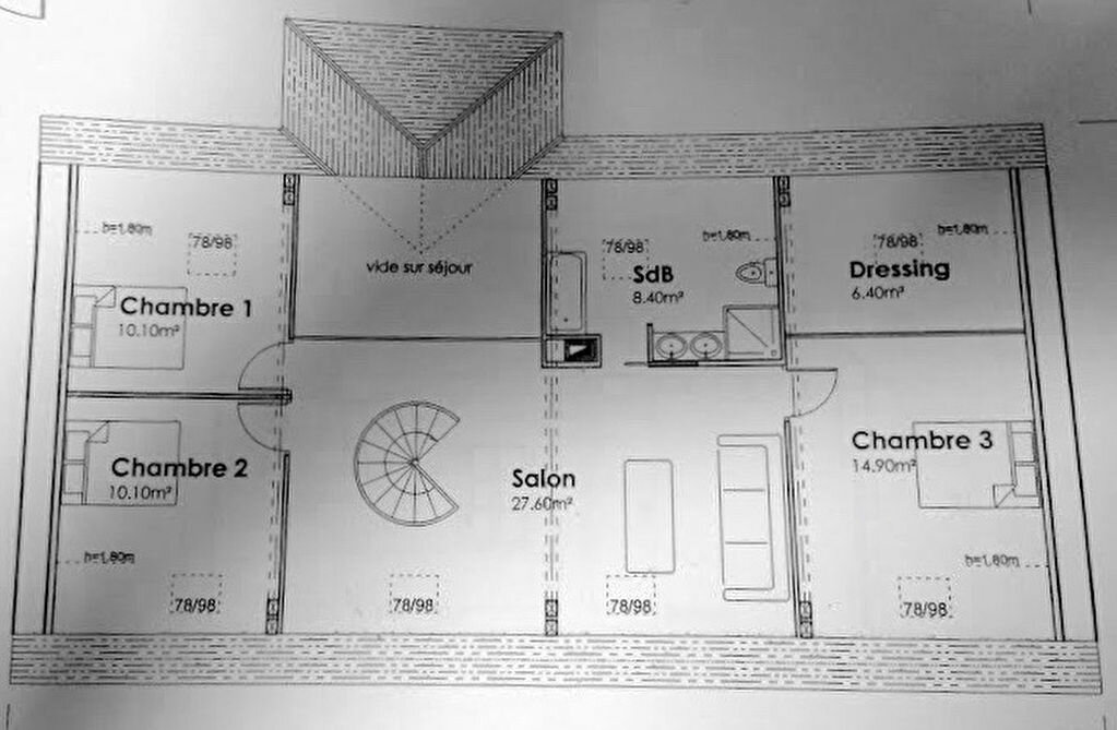 Maison à vendre 0 141m2 à Coust vignette-5
