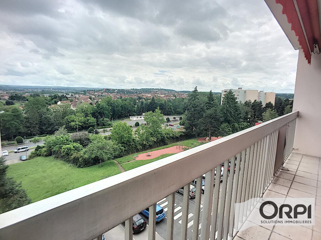 Appartement à vendre 3 71m2 à Montluçon vignette-1