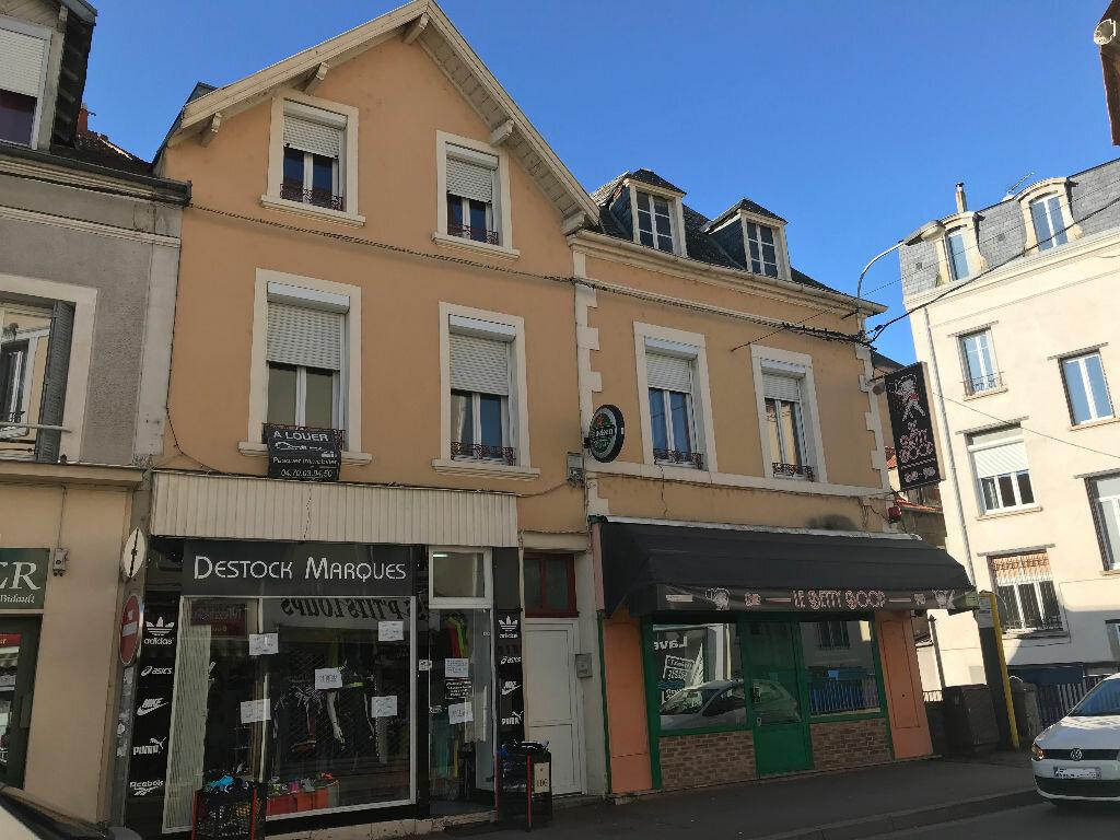 Immeuble à vendre 0 210m2 à Montluçon vignette-1