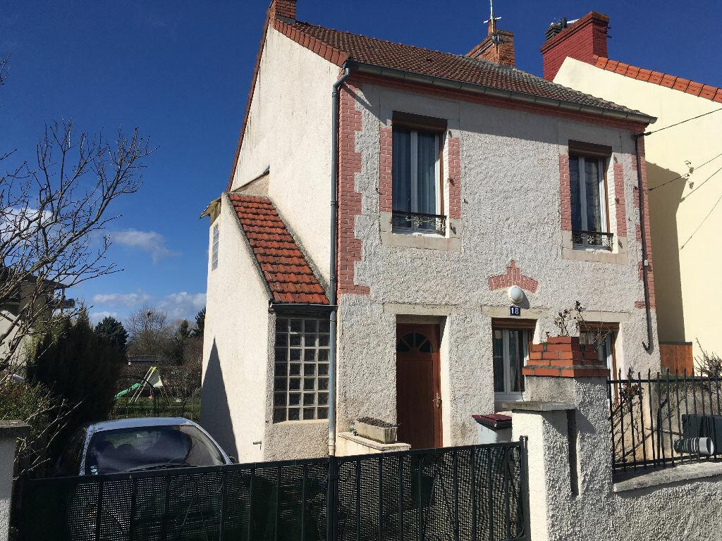 Maison à vendre 5 75m2 à Montluçon vignette-1