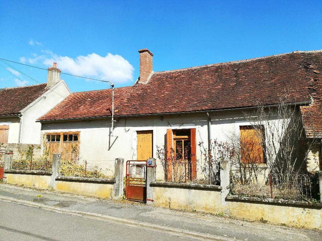 Maison à vendre 2 57m2 à Ainay-le-Château vignette-1