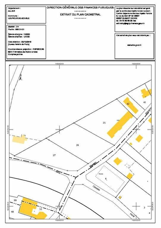Terrain à vendre 0 2260m2 à Louroux-de-Bouble vignette-17