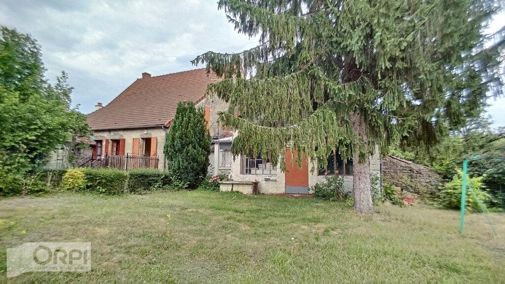 Maison à vendre 6 160m2 à Sazeret vignette-1