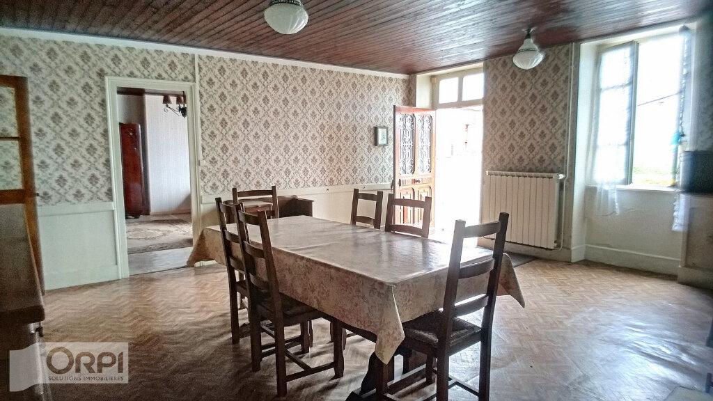 Maison à vendre 6 160m2 à Sazeret vignette-2