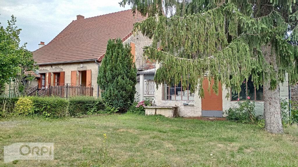 Maison à vendre 6 160m2 à Sazeret vignette-17