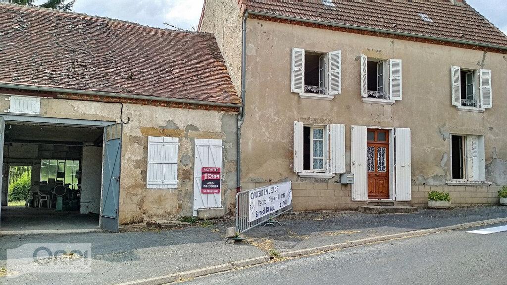 Maison à vendre 6 160m2 à Sazeret vignette-18