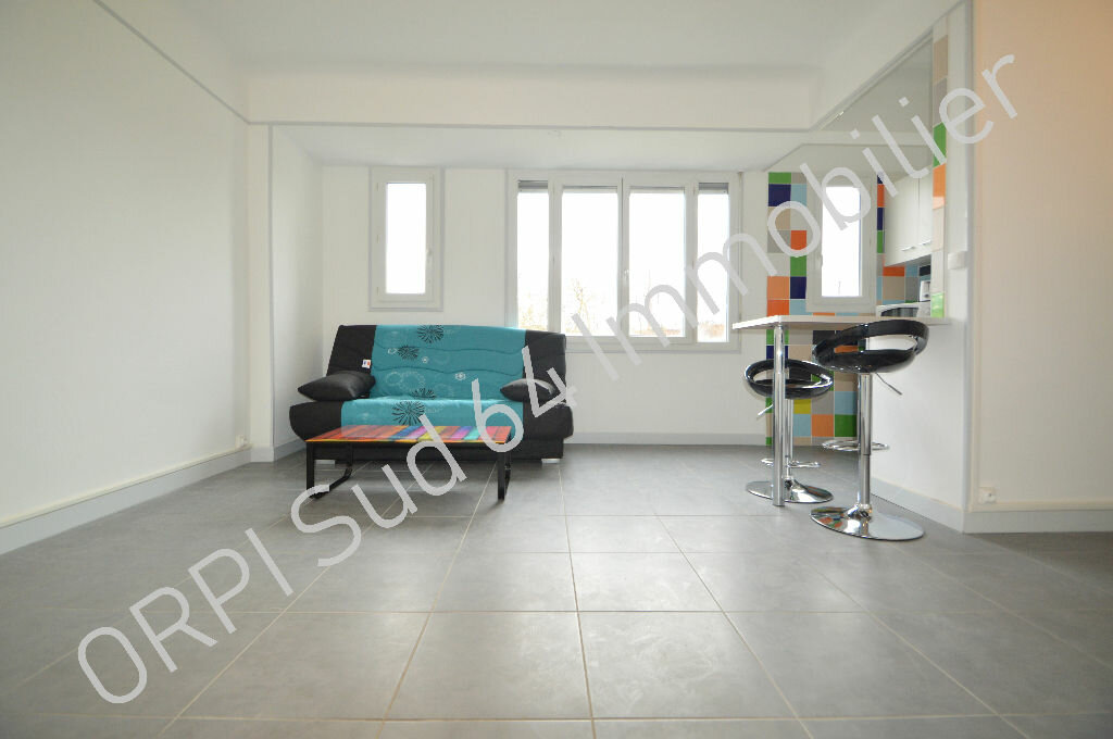 Appartement à louer 1 28.89m2 à Pau vignette-1