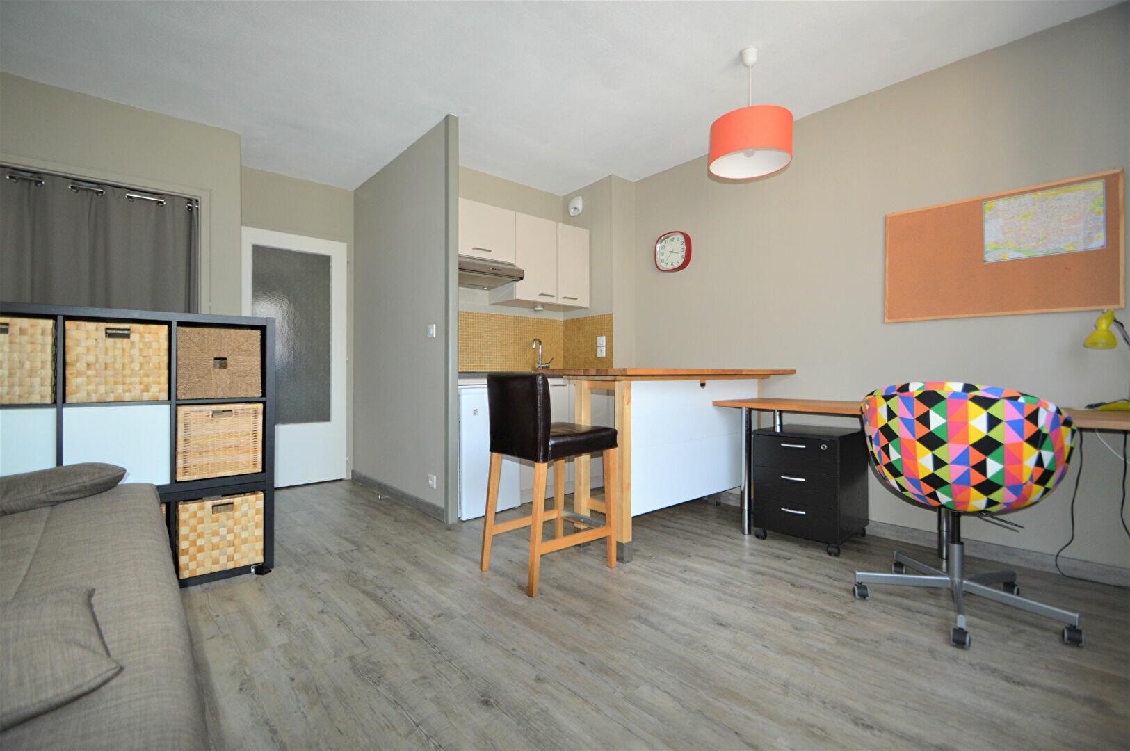 Appartement à louer 1 23.46m2 à Pau vignette-1