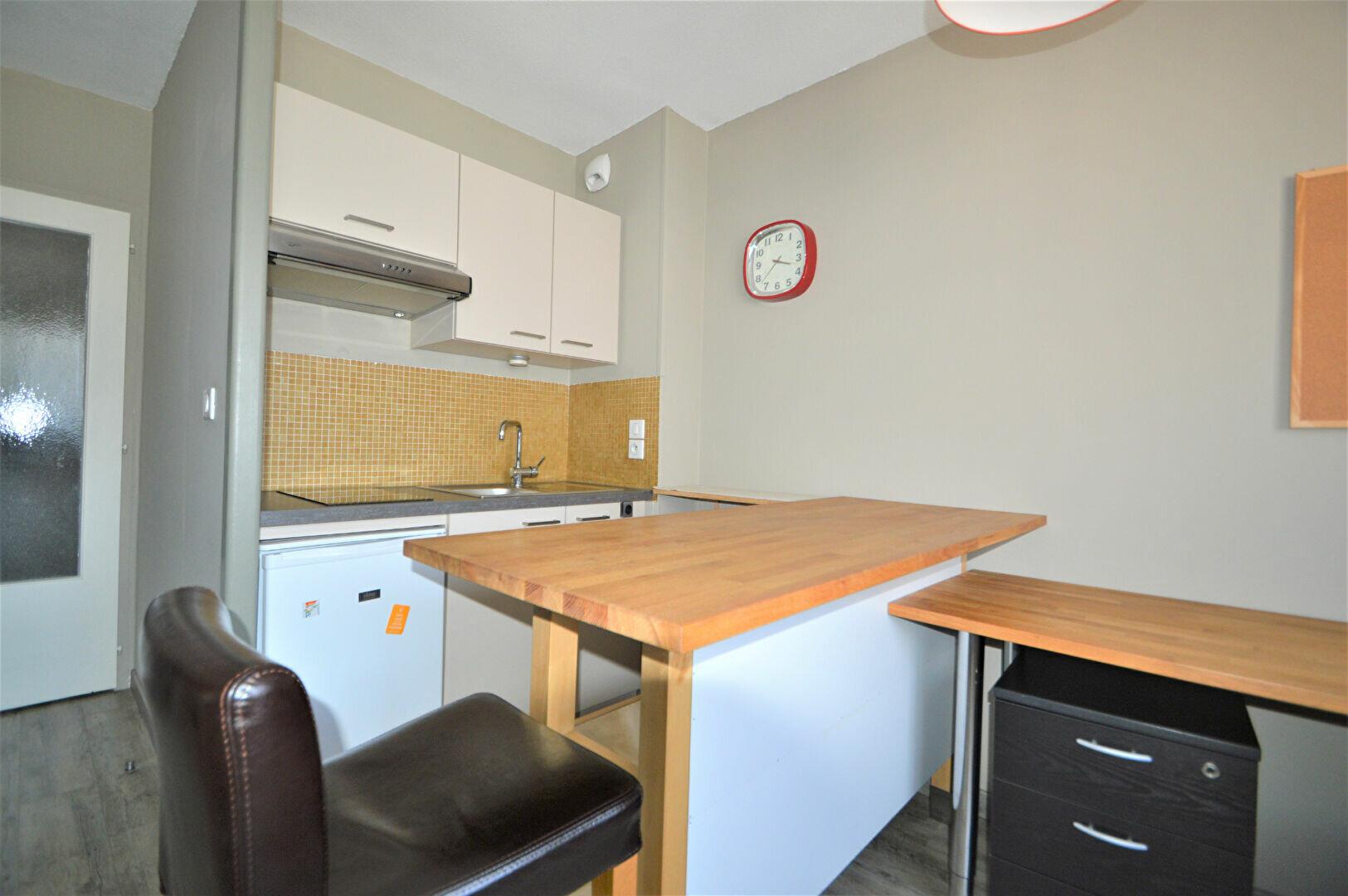 Appartement à louer 1 23.46m2 à Pau vignette-2