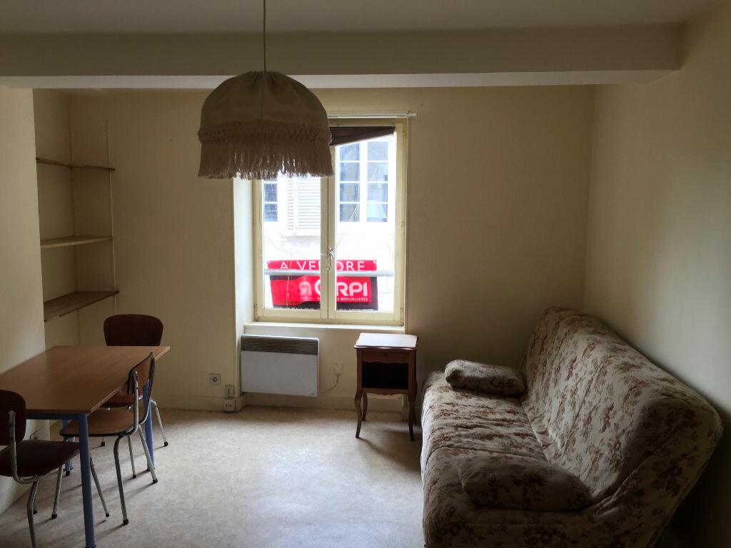 Appartement à louer 1 16m2 à Nevers vignette-5