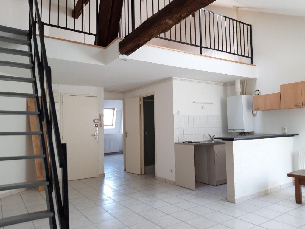 Appartement à louer 2 51.5m2 à Nevers vignette-1