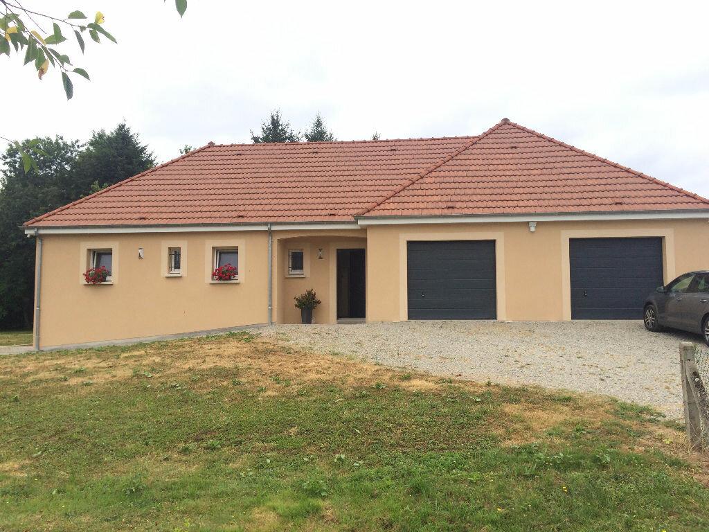 Maison à louer 5 148.41m2 à Coulanges-lès-Nevers vignette-1