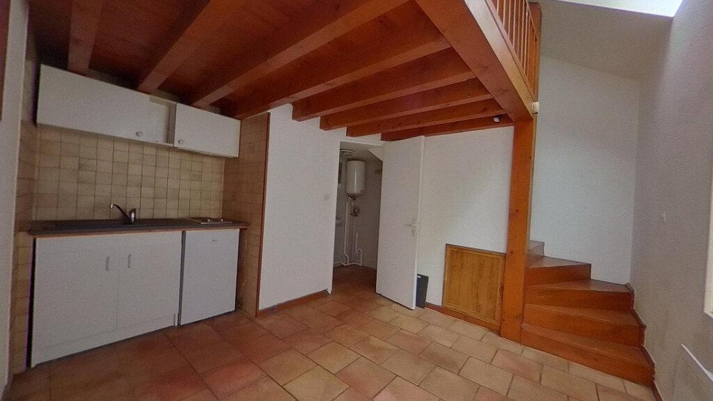 Appartement à louer 1 22.65m2 à Nevers vignette-1