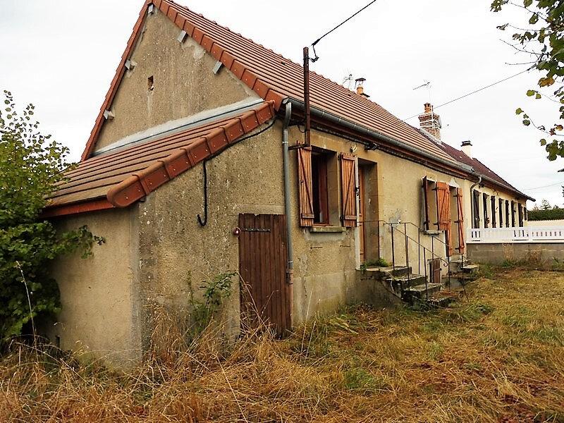 Maison à vendre 3 60m2 à La Nocle-Maulaix vignette-1