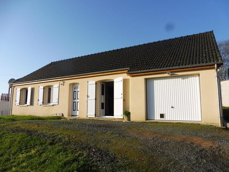Maison à vendre 6 101m2 à Champvert vignette-1