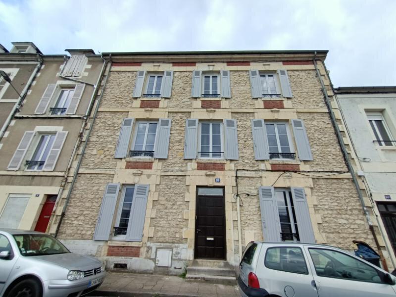 Appartement à louer 2 45m2 à Nevers vignette-4
