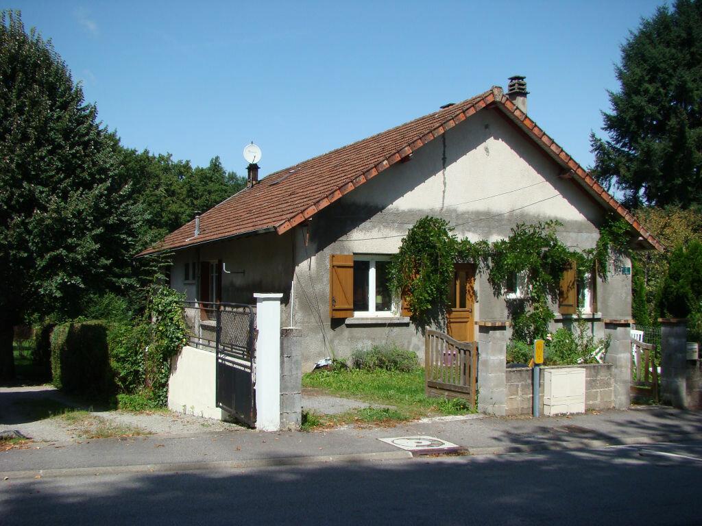 Maison à vendre 5 112m2 à La Jonchère-Saint-Maurice vignette-1