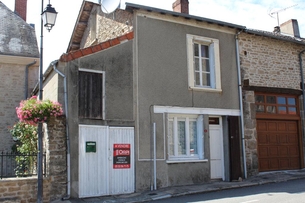 Maison à vendre 5 60m2 à Bersac-sur-Rivalier vignette-1