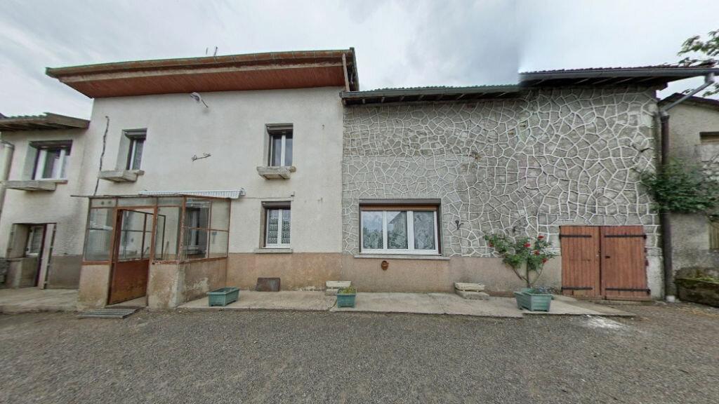 Maison à vendre 6 123m2 à Les Billanges vignette-2