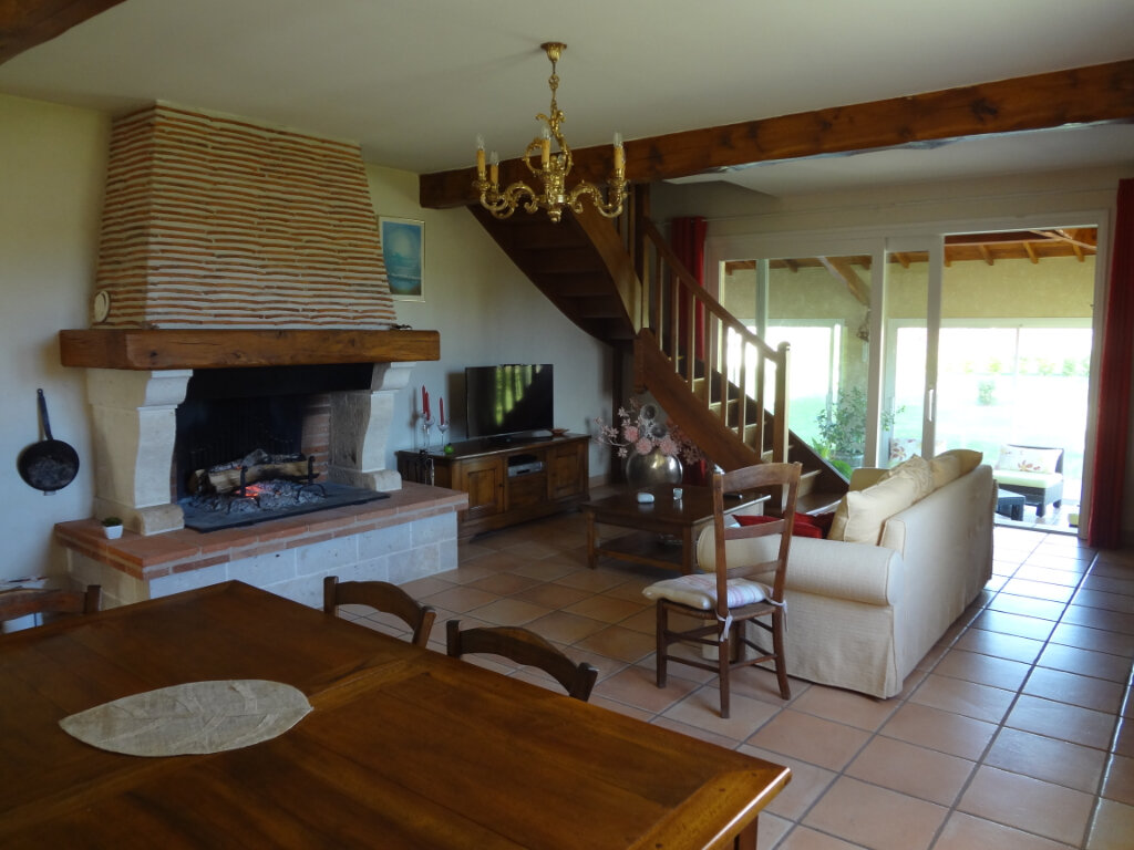 Maison à vendre 8 240m2 à Beaumont-de-Lomagne vignette-2