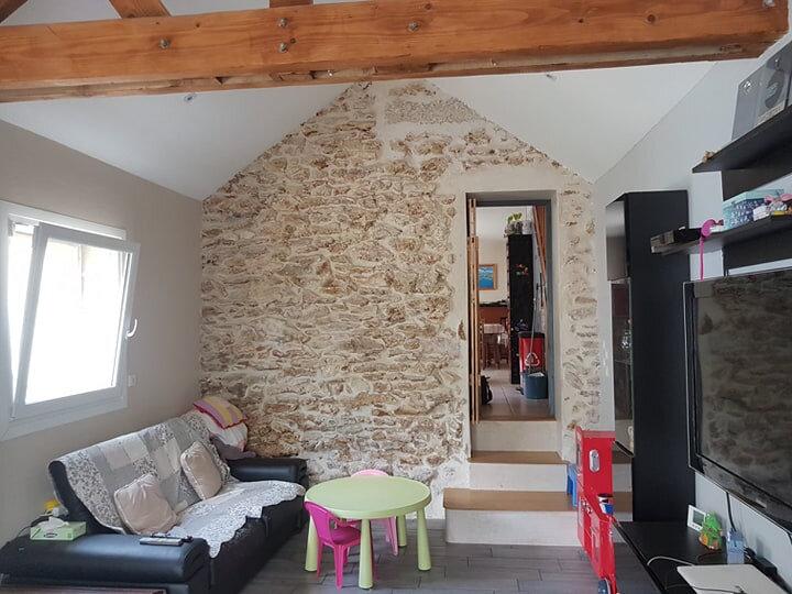 Maison à vendre 3 90m2 à Saint-Cyr-sur-Morin vignette-7