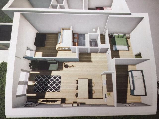Maison à vendre 3 52m2 à La Tranche-sur-Mer vignette-5