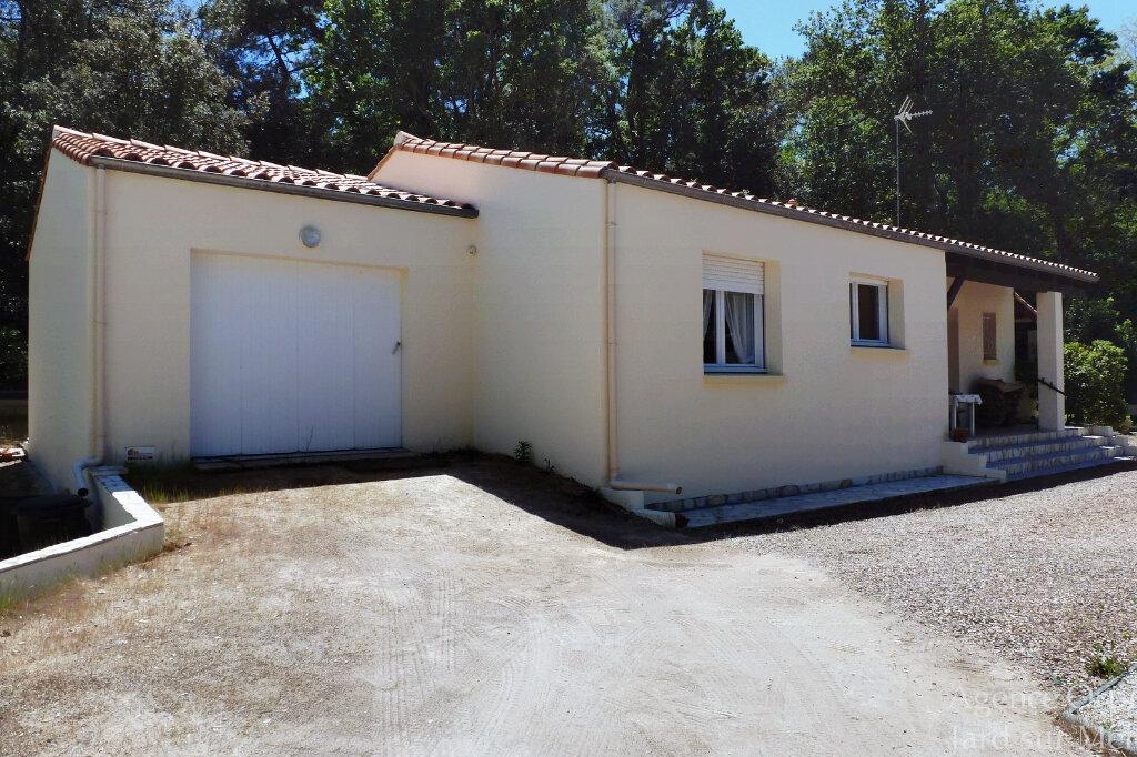 Maison à vendre 3 87m2 à Jard-sur-Mer vignette-2