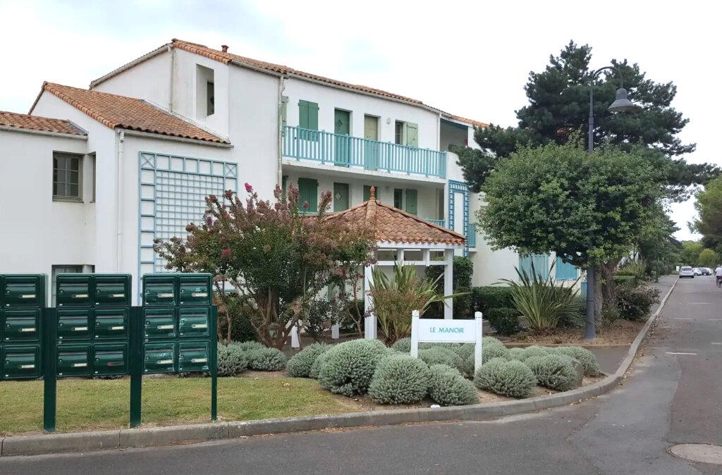 Appartement à vendre 2 28m2 à Talmont-Saint-Hilaire vignette-5
