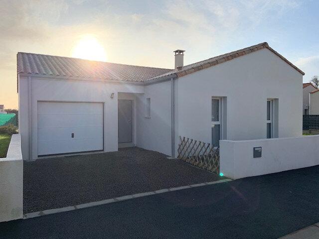 Maison à vendre 4 80m2 à Longeville-sur-Mer vignette-1