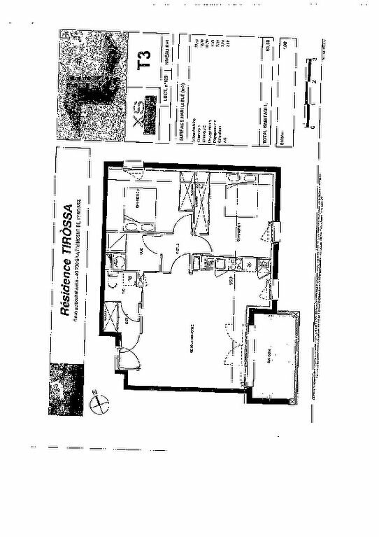 Appartement à louer 3 61.5m2 à Saint-Vincent-de-Tyrosse vignette-2