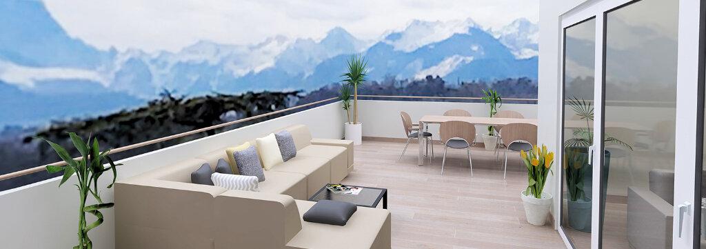 Appartement à vendre 5 110.88m2 à Pau vignette-2