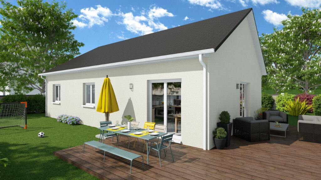 Maison à vendre 4 84.11m2 à Monein vignette-1