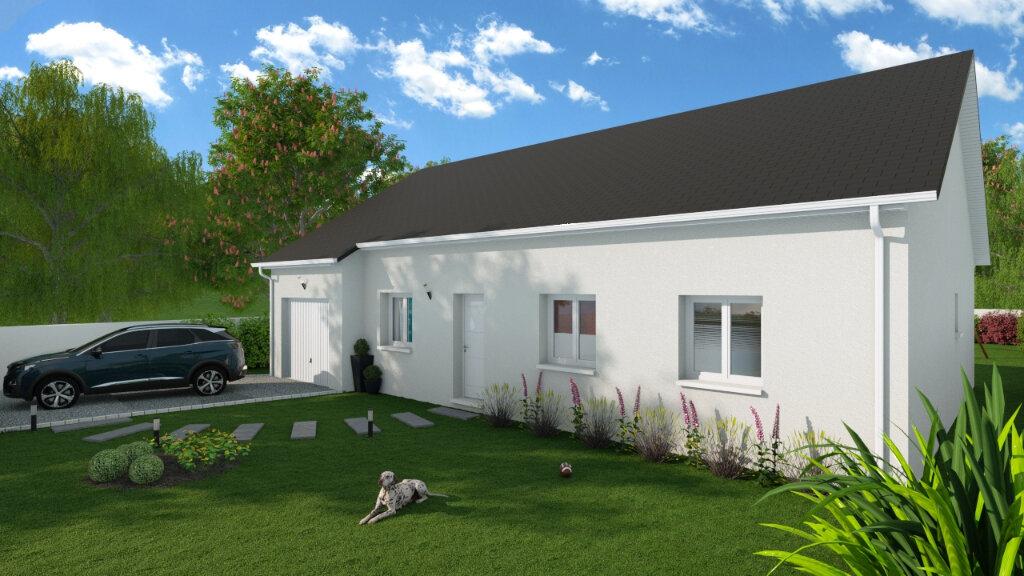 Maison à vendre 5 115.76m2 à Monein vignette-1