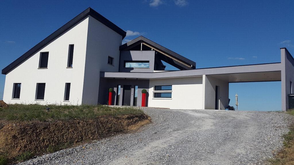 Maison à vendre 8 245m2 à Mesplède vignette-1