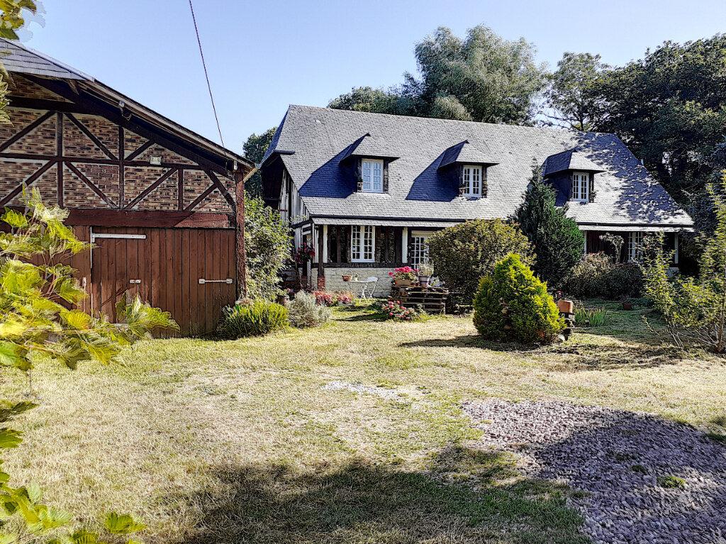 Maison à vendre 7 230m2 à Putot-en-Auge vignette-1