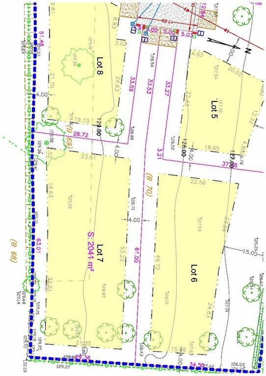 Terrain à vendre 0 2041m2 à Grangues vignette-4