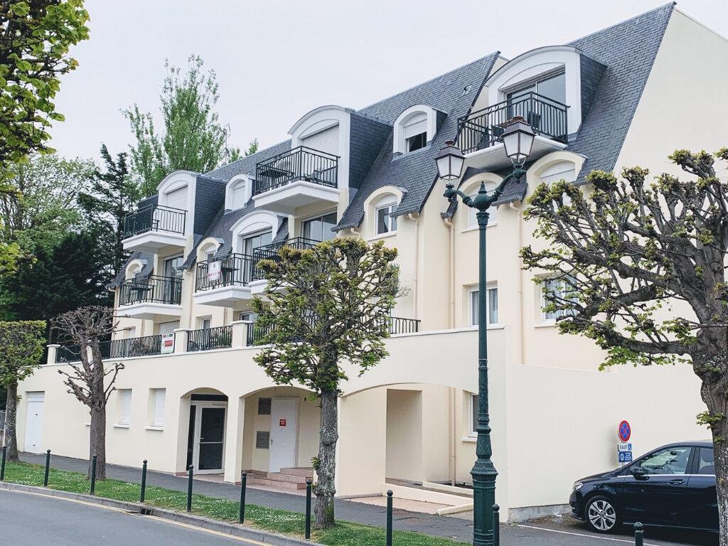 Appartement à vendre 2 29.35m2 à Cabourg vignette-1