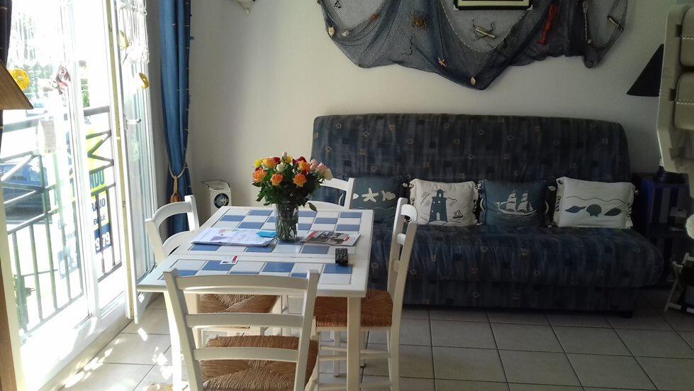 Appartement à vendre 1 21.35m2 à Dives-sur-Mer vignette-1