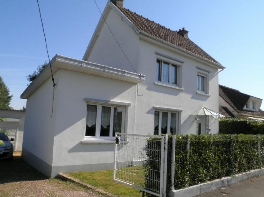 Maison à vendre 4 69m2 à Sainte-Austreberthe vignette-1