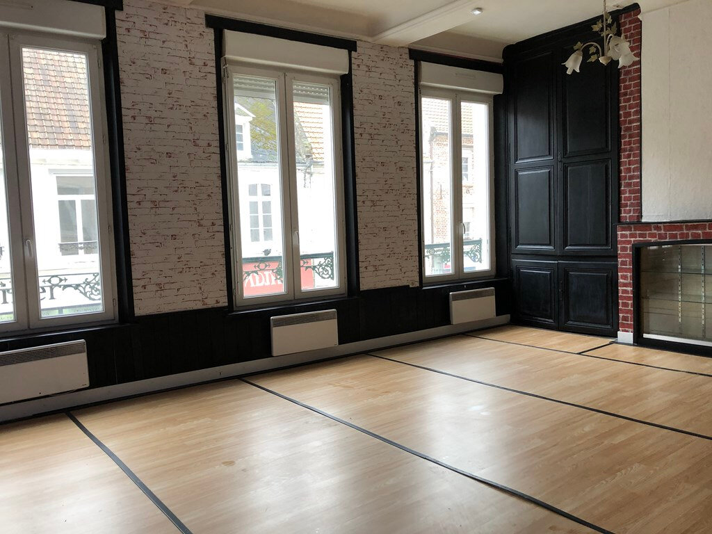 Appartement à louer 2 62m2 à Hesdin vignette-1